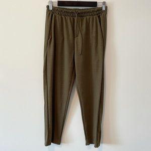 Zara Straight Leg Dressy Sweatpants